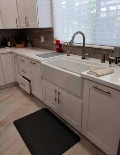 Kitchen by Entrust Construction